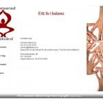 Websajt för Balanserad Friskvård