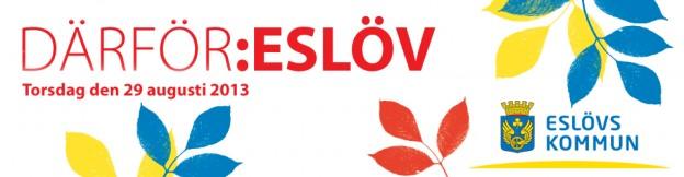 Därför Eslöv Näringslivsdagen 2013