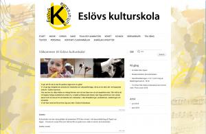 Eslövs kulturskola