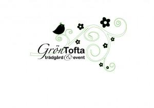 ebba kommunicerar har formgivit GrönToftas logga